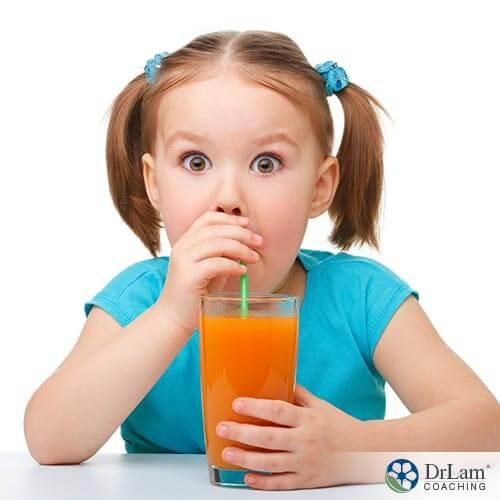 Study Links Childhood Asthma with Sweet Drinks
