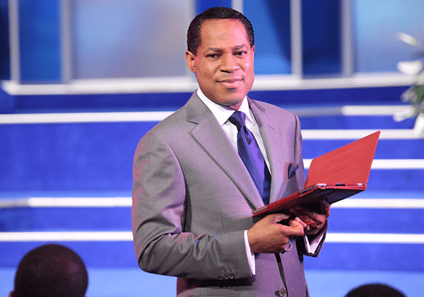 "2018 is the Year of the Supernatural!"" – Pastor Chris Oyakhilome"